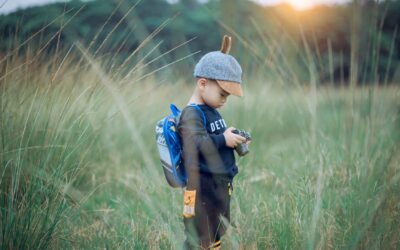 Best toddler backpack for first trip back to school!